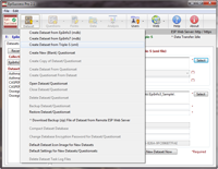 Screenshot of EpiSuccess Pro2 PC software